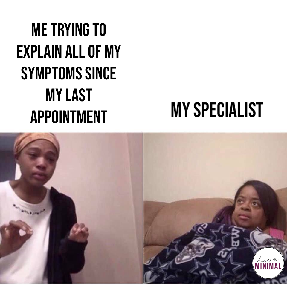 what-to-bring-to-your-specialist-appointments-if-you-have-a-chronic-illness
