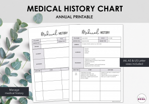 LiveMinimalPlanners Medical History Listing Photos-1