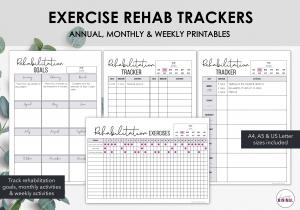 LiveMinimalPlanners Exercise Tracker
