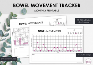 Bowel Movement Tracker
