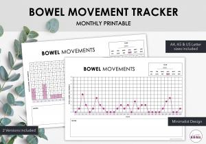 Bowel Movement Tracker