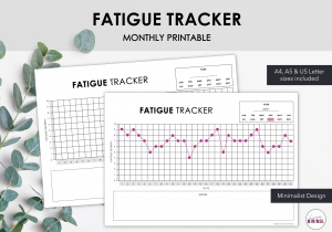 Fatigue Tracker